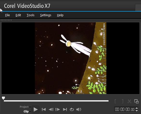 会声会影怎样旋转和翻转视频?